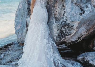 ALLURE BRIDALS 3208