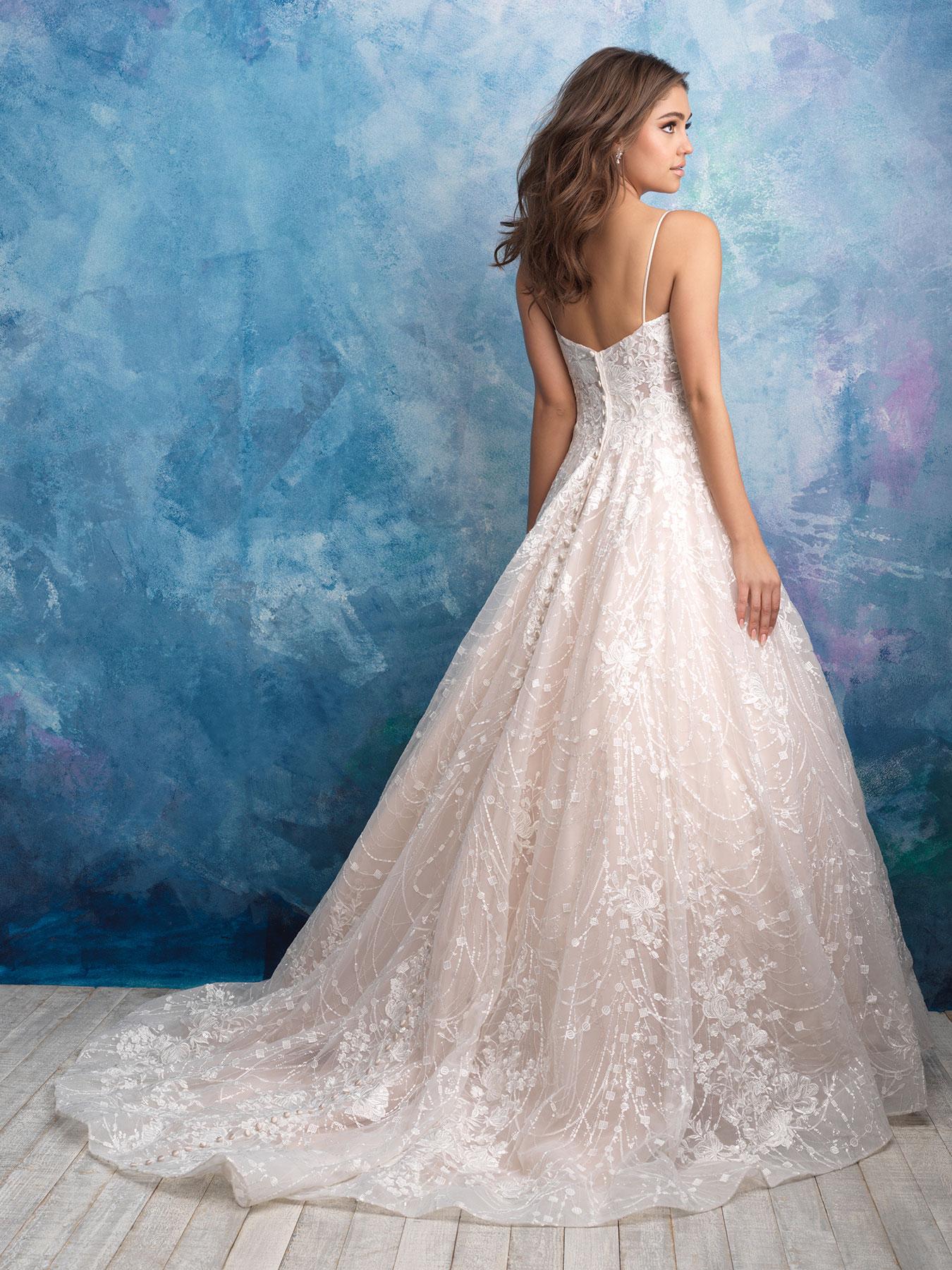 ALLURE BRIDALS 9559B