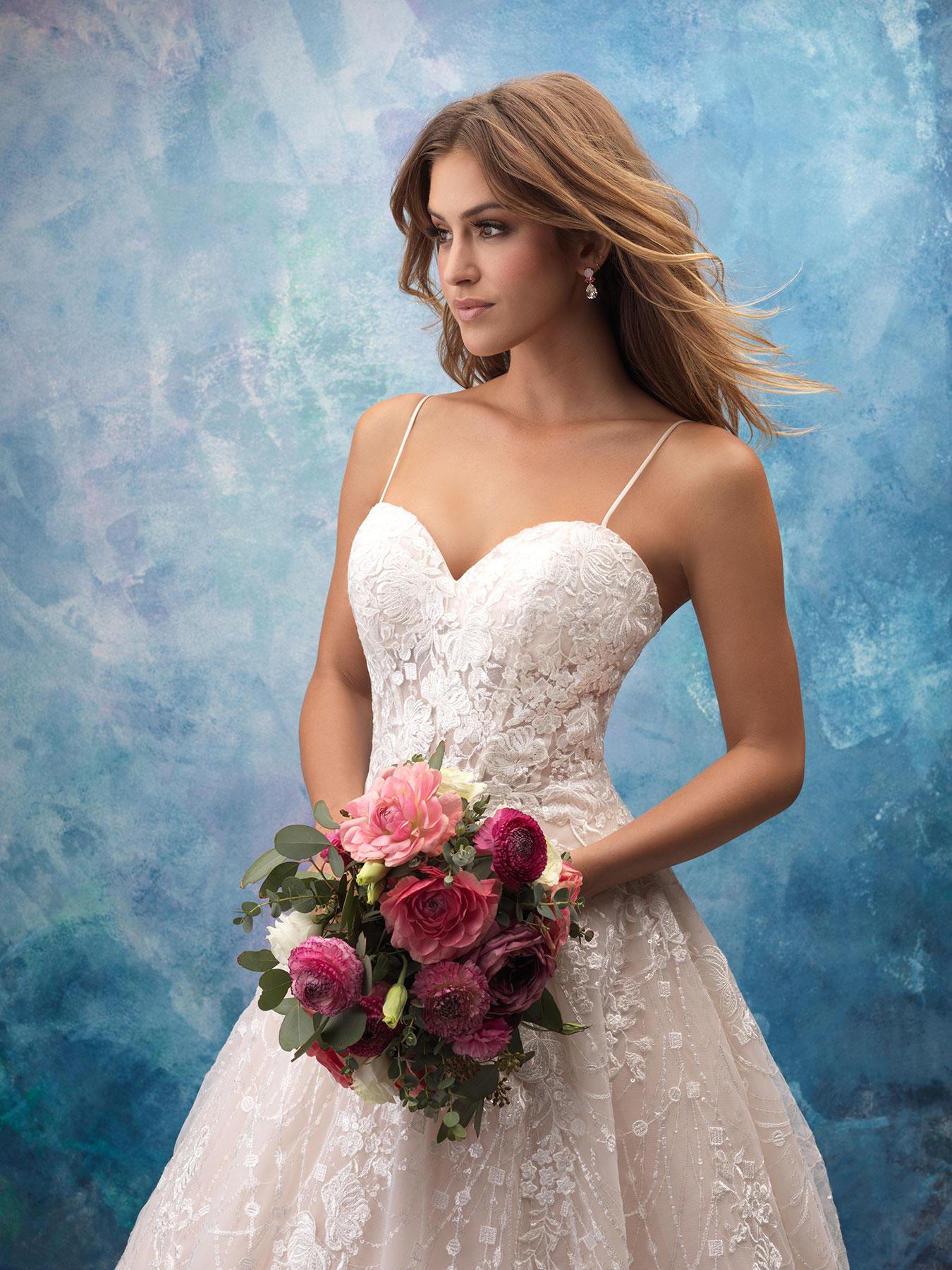 ALLURE BRIDALS 9559C