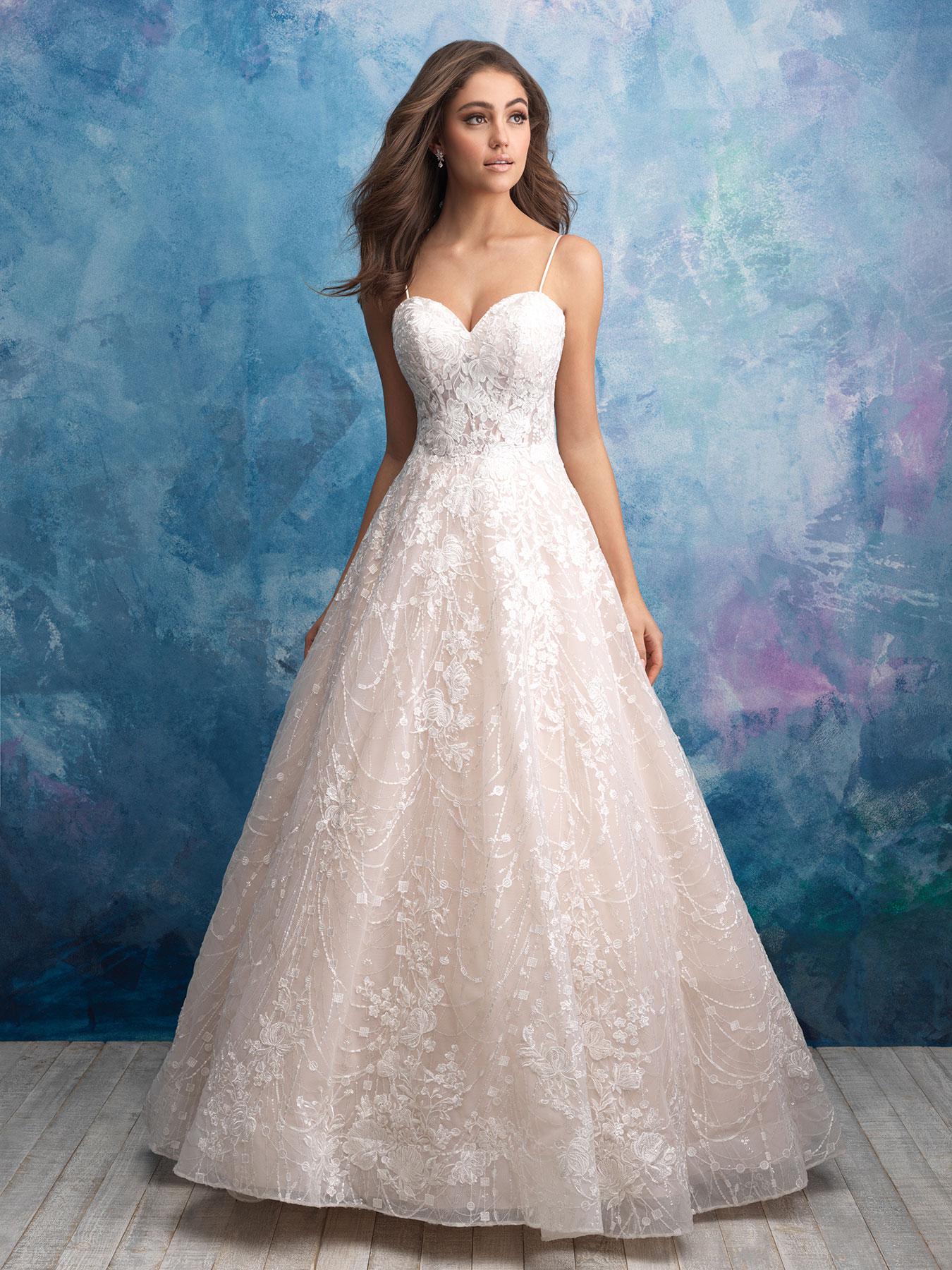 ALLURE BRIDALS 9559F