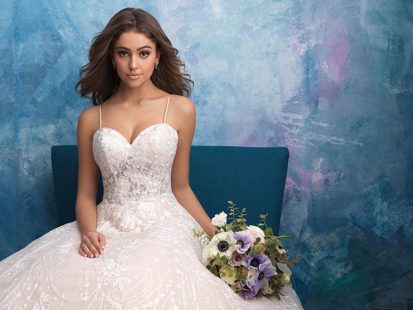 ALLURE BRIDALS 9559H