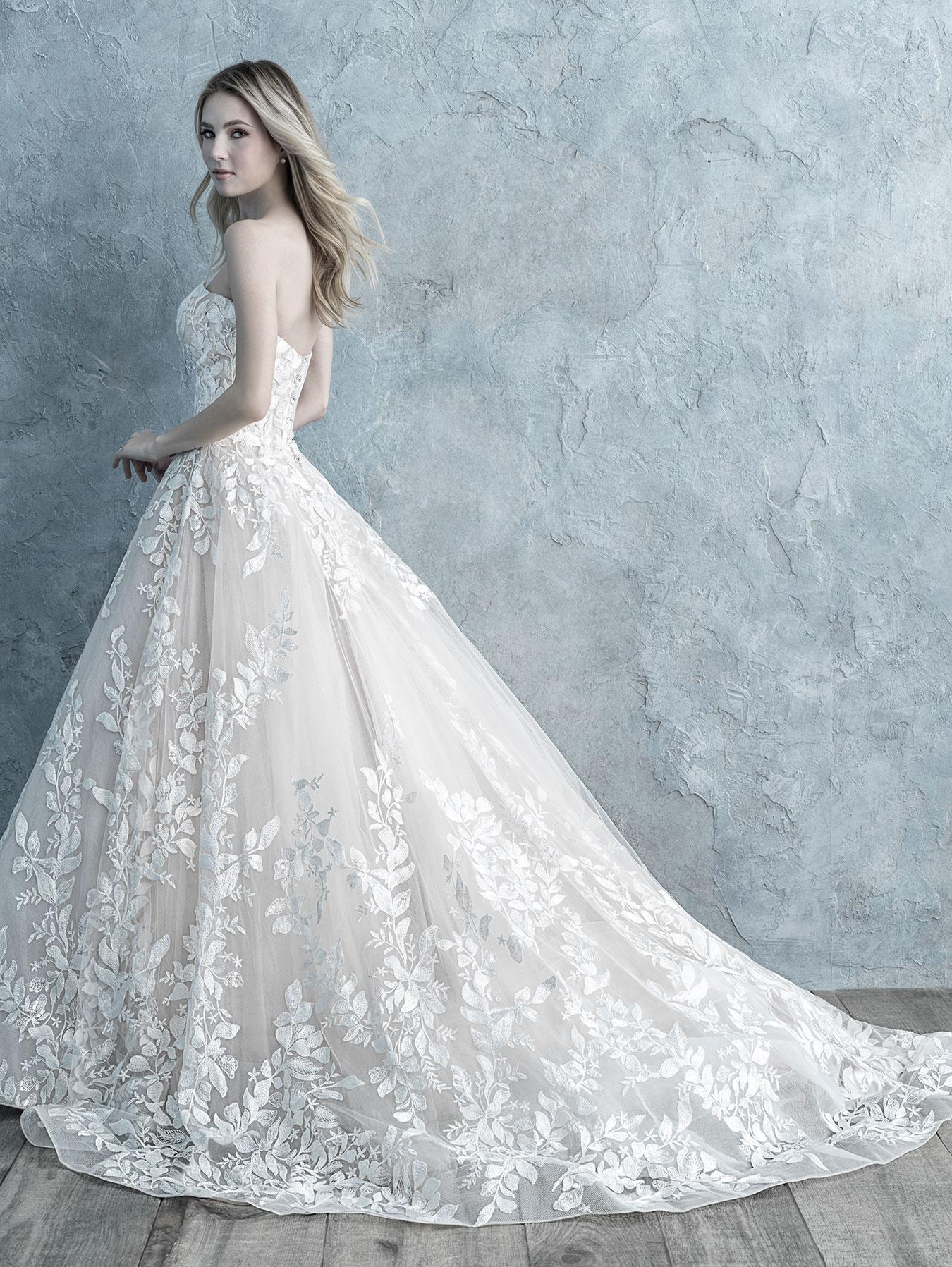 ALLURE BRIDALS 9660B