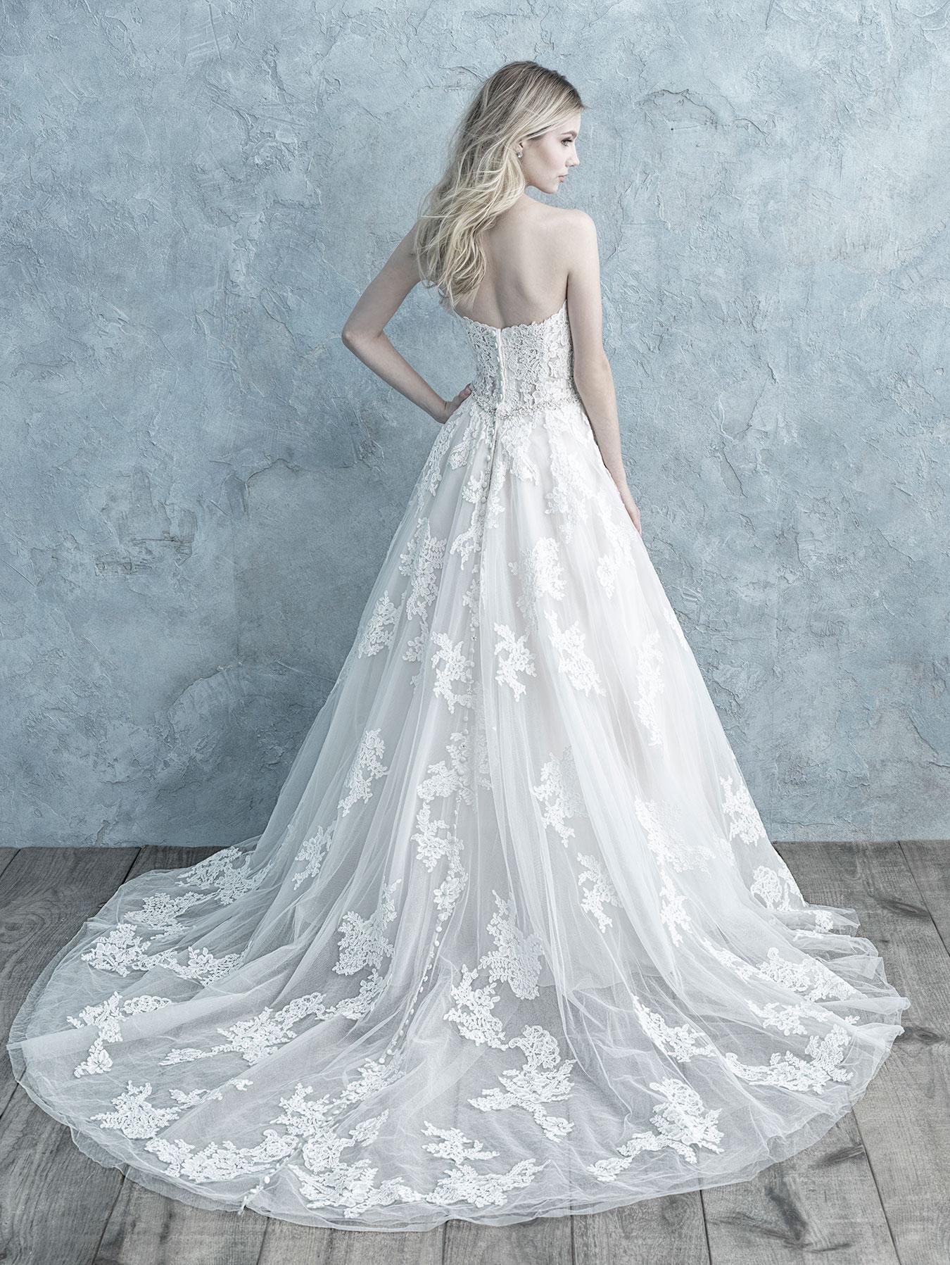 ALLURE BRIDALS 9672B