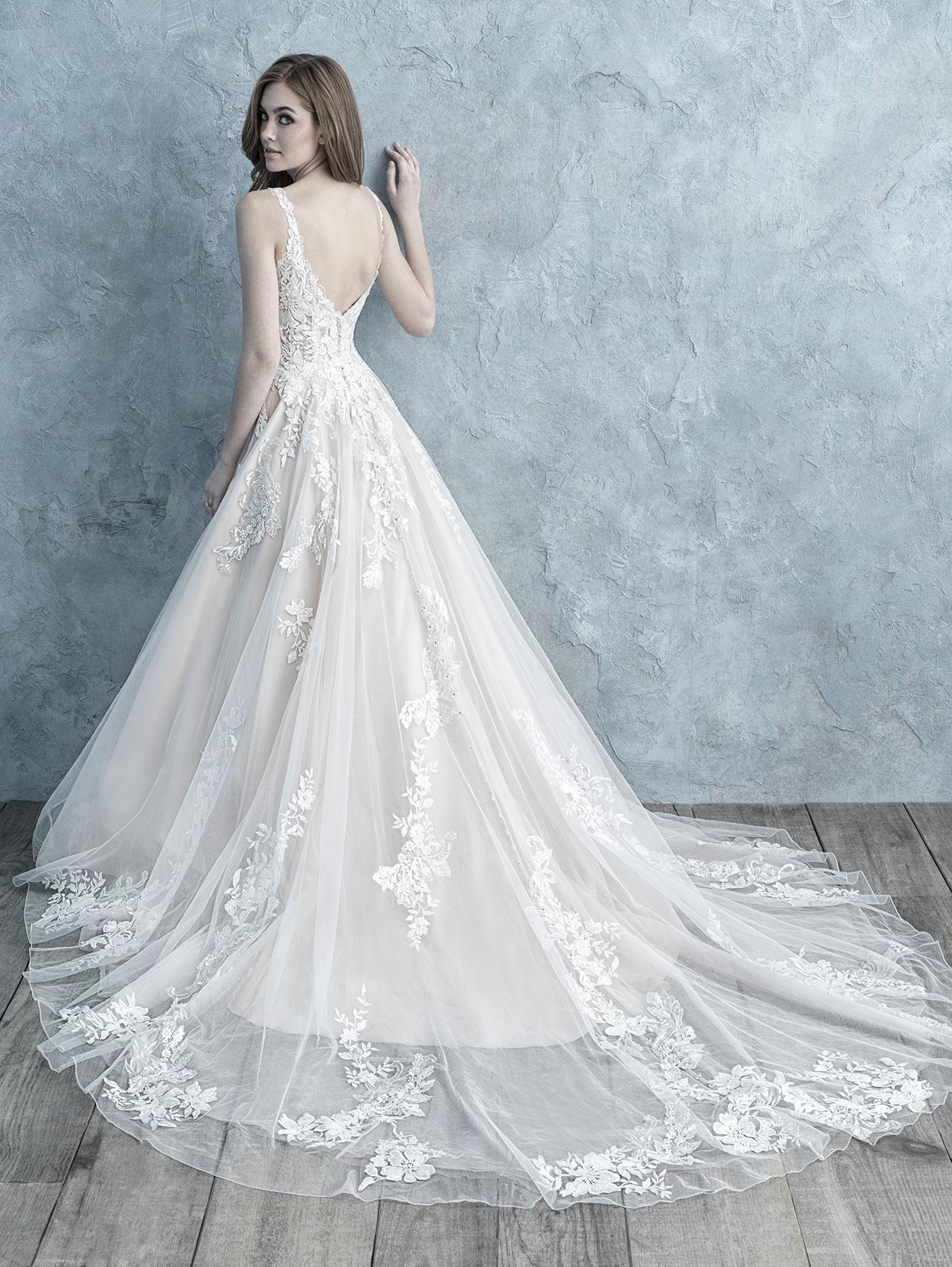 ALLURE BRIDALS 9679B