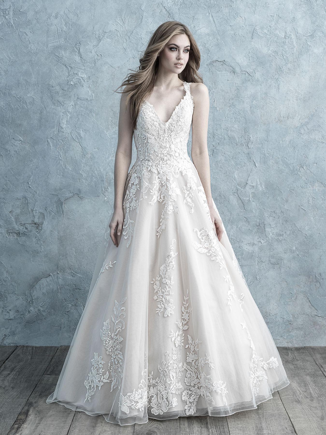 ALLURE BRIDALS 9679F